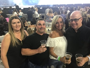 Robert attended Taylor Swift Reputation Stadium Tour on May 8th 2018 via VetTix