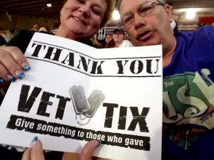 Daniel attended Taylor Swift Reputation Stadium Tour on May 8th 2018 via VetTix