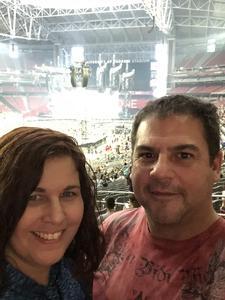 Joseph attended Taylor Swift Reputation Stadium Tour on May 8th 2018 via VetTix