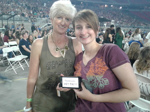 Beth attended Taylor Swift Reputation Stadium Tour on May 8th 2018 via VetTix