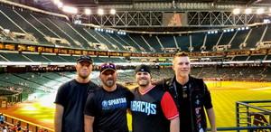 Donny attended Arizona Diamondbacks vs. Washington Nationals - MLB on May 10th 2018 via VetTix
