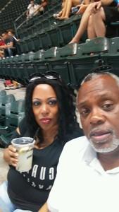greg attended Arizona Diamondbacks vs. Washington Nationals - MLB on May 10th 2018 via VetTix
