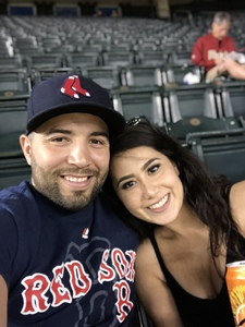 Daniel attended Arizona Diamondbacks vs. Washington Nationals - MLB on May 10th 2018 via VetTix