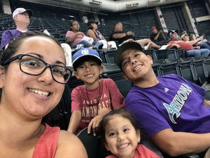 LUIS attended Arizona Diamondbacks vs. Washington Nationals - MLB on May 13th 2018 via VetTix