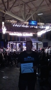 Fernando attended Combate Americas - Mexico vs. USA - MMA in Sacramento - Live Mixed Martial Arts on May 11th 2018 via VetTix