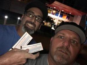 Brad Zimmer attended Combate Americas - Mexico vs. USA - MMA in Sacramento - Live Mixed Martial Arts on May 11th 2018 via VetTix