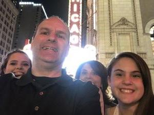 Ron Fiedler attended The Wizard of Oz - Opening Night on May 8th 2018 via VetTix