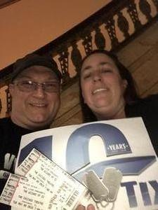 Steven attended The Wizard of Oz - Opening Night on May 8th 2018 via VetTix