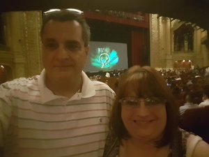 Sean attended The Wizard of Oz - Opening Night on May 8th 2018 via VetTix