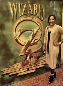 Anita attended The Wizard of Oz - Opening Night on May 8th 2018 via VetTix