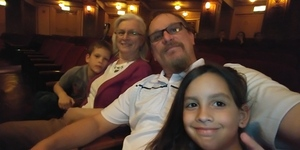 Paul attended The Wizard of Oz on May 9th 2018 via VetTix