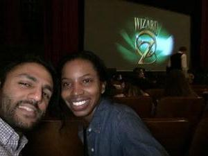 Amit attended The Wizard of Oz on May 9th 2018 via VetTix