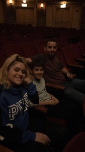 Arturo attended The Wizard of Oz on May 9th 2018 via VetTix
