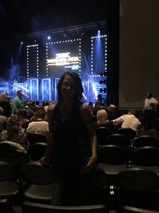 Tamra attended Maks, Val and Peta Live on Tour: Confidential on May 4th 2018 via VetTix