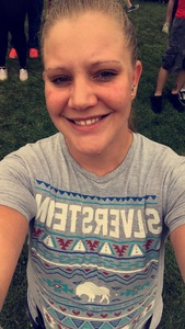 Christina attended Vans Warped Tour 2018 on Jul 20th 2018 via VetTix