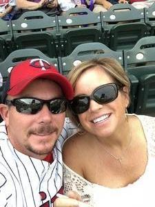 Jason attended Minnesota Twins vs. Los Angeles Angels - MLB on Jun 8th 2018 via VetTix