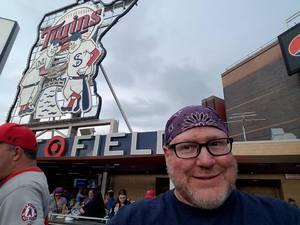 Matthew attended Minnesota Twins vs. Los Angeles Angels - MLB on Jun 8th 2018 via VetTix