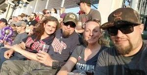 Sara attended Minnesota Twins vs. Los Angeles Angels - MLB on Jun 8th 2018 via VetTix