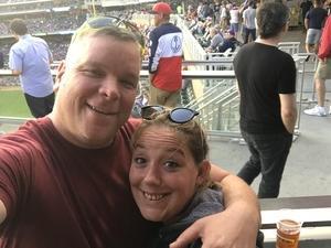 Ted attended Minnesota Twins vs. Los Angeles Angels - MLB on Jun 8th 2018 via VetTix