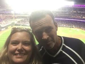Lance attended Minnesota Twins vs. Los Angeles Angels - MLB on Jun 8th 2018 via VetTix