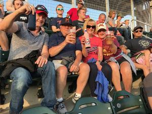 Harold attended Minnesota Twins vs. Los Angeles Angels - MLB on Jun 8th 2018 via VetTix