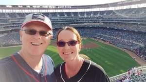 Corey attended Minnesota Twins vs. Los Angeles Angels - MLB on Jun 8th 2018 via VetTix