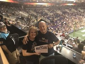 Click To Read More Feedback from Arizona Rattlers vs. Iowa Barnstormers - IFL