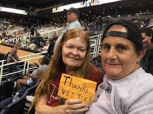 john attended Arizona Rattlers vs. Iowa Barnstormers - IFL on May 20th 2018 via VetTix