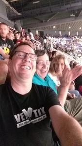 Paul attended Arizona Rattlers vs. Iowa Barnstormers - IFL on May 20th 2018 via VetTix