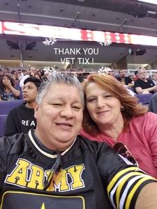 George Galvan attended Arizona Rattlers vs. Iowa Barnstormers - IFL on May 20th 2018 via VetTix