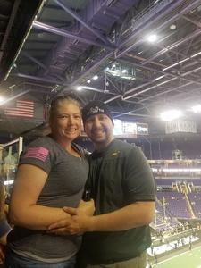 Rick attended Arizona Rattlers vs. Iowa Barnstormers - IFL on May 20th 2018 via VetTix