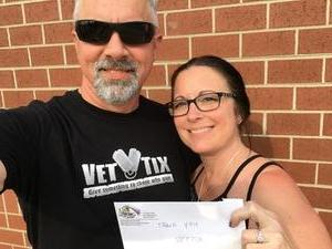 Jeffrey attended Gary Southshore Railcats vs. Chicago Dogs - American Association of Independent Professional Baseball on May 30th 2018 via VetTix