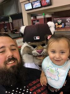 cammron attended Arizona Diamondbacks vs. Milwaukee Brewers- MLB on May 14th 2018 via VetTix