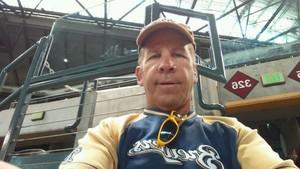 Paul attended Arizona Diamondbacks vs. Milwaukee Brewers- MLB on May 14th 2018 via VetTix