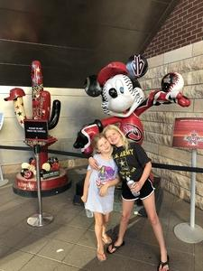 shannon attended Arizona Diamondbacks vs. Milwaukee Brewers - MLB on May 15th 2018 via VetTix