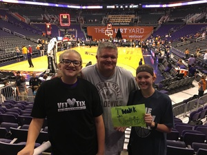 Click To Read More Feedback from Phoenix Mercury vs. Seattle Storm - WNBA