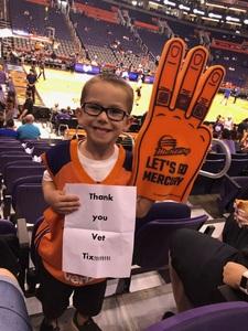 Click To Read More Feedback from Phoenix Mercury vs. Dallas Wings - WNBA
