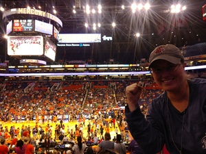 MG attended Phoenix Mercury vs. Minnesota Lynx - WNBA on Jun 22nd 2018 via VetTix