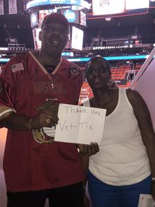 michael attended Phoenix Mercury vs. Minnesota Lynx - WNBA on Jun 22nd 2018 via VetTix
