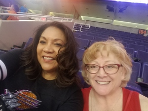 Linda attended Phoenix Mercury vs. Connecticut Sun - WNBA on Jul 5th 2018 via VetTix