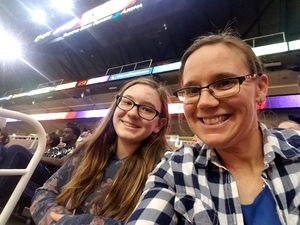 Stefanie attended Phoenix Mercury vs. Connecticut Sun - WNBA on Jul 5th 2018 via VetTix