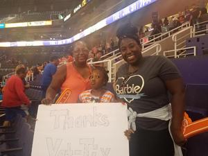 Click To Read More Feedback from Phoenix Mercury vs. Chicago Sky - WNBA