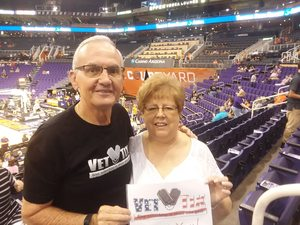 Click To Read More Feedback from Phoenix Mercury vs. Seattle Storm - WNBA