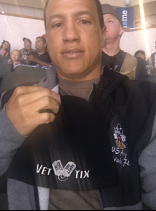 Franklin attended Texas Stars vs. Tucson Roadrunners - Game Five - Second Round Playoffs - AHL on May 11th 2018 via VetTix