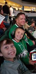 Timothy attended Texas Stars vs. Tucson Roadrunners - Game Five - Second Round Playoffs - AHL on May 11th 2018 via VetTix
