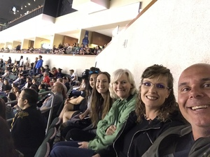 Terry attended Texas Stars vs. Tucson Roadrunners - Game Five - Second Round Playoffs - AHL on May 11th 2018 via VetTix