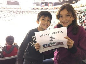 Adrian attended Texas Stars vs. Tucson Roadrunners - Game Five - Second Round Playoffs - AHL on May 11th 2018 via VetTix