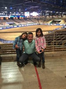 Bob McPartlan attended Silver Spurs Arena/ Silver Spurs Rodeo on Jun 1st 2018 via VetTix