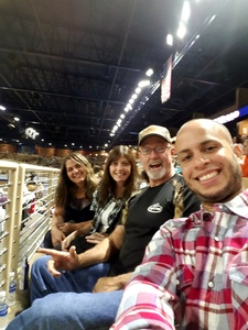 Raymond attended Silver Spurs Arena/ Silver Spurs Rodeo on Jun 1st 2018 via VetTix