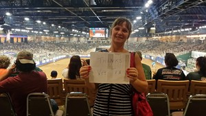 Lana attended Silver Spurs Arena/ Silver Spurs Rodeo on Jun 2nd 2018 via VetTix
